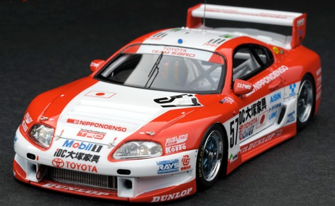 Hpi Models Toyota Celica Supra